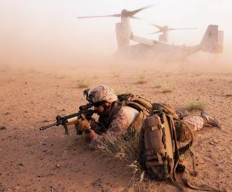 Malgré les moyens mis en oeuvre dans cette guerre, il semble qu'il ne puisse plus y avoir d'autre issue sur le plan stratégique que celle du retrait