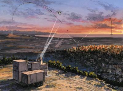 le projet Iron Dome permettra à Israël de contrer toutes les menaces balistiques auquel il pourra être confronté dans ses guerre futures. C'est également l'un des systèmes les plus onéreux au monde, financé par les Etats-Unis.