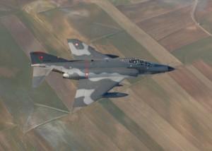 F-4 turc abattu en Syrie: les corps des deux pilotes retrouvés