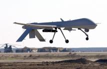 """Une variante du célèbre drone US de la famille des """"Predator"""""""
