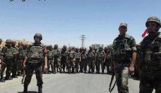 En dépit du soutien logistique dont bénéficie la rébellion syrienne, plus particulièrement le système de positionnement géographique de la part de l'Otan (le BND allemand s'est révélé d'une redoutable efficacité), les unités de l'armée régulière syrienne continuent de mener des campagnes continuelles et ininterrompues sur plusieurs fronts tout en s'attendant à une intervention étrangère. Le niveau de désertion, assez important il y a 12 mois, est quasiment nul aujourd'hui. Les pertes humaines au sein de l'armée régulières se sont stabilisées autour d'une moyenne de 11 hommes hors de combat par jour.