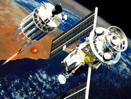 Le conflit syrien verra t-il l'usage inédit d'armes spatiales?