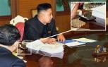 Le Leader Nord-Coréen Kim Jong Un utiliserait un HTC Butterfly. Enfin d'après cette photo disséquée dans tous les sens par les médias internationaux...