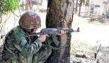 Infanterie syrienne