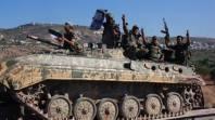 Un BMP 1 d'une unité d'infanterie mécanisée de l'armée syrienne. Cette dernière a perdu un nombre impressionnant de véhicules blindés de combat d'infanterie au cours du conflit.