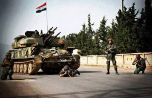 Chilka armée syrienne