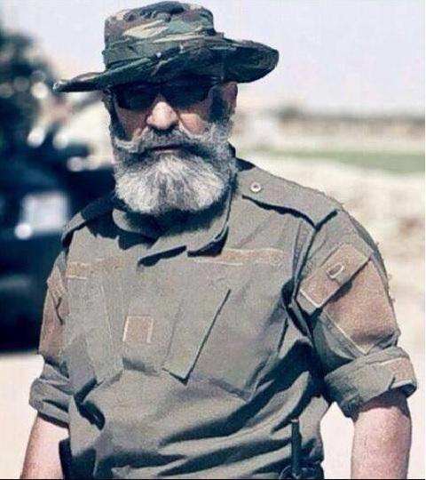 General Issam Zahreddine Syrie