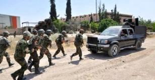 Republican Guards Syria Adra