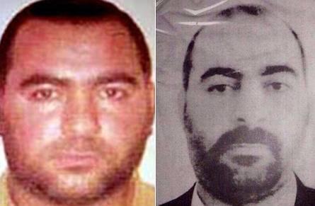 Abu Bakr Al-Baghdadi, le nouveau Calife autoproclamé en Irak et en Syrie, chef de l'Etat Islamique, l'ex-Etat Islamique d'Irak et du Levant, ambitionne de conquérir l'ensemble du monde arabe avec des armes US...