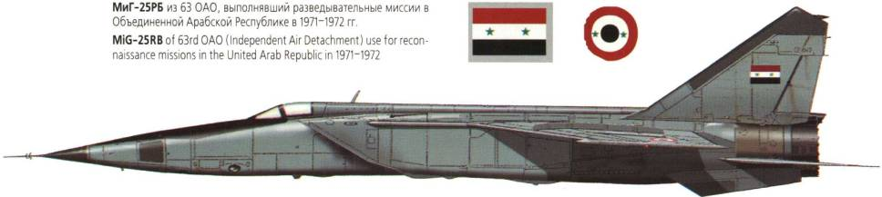 MIG-25 RB_Syrian Air Force