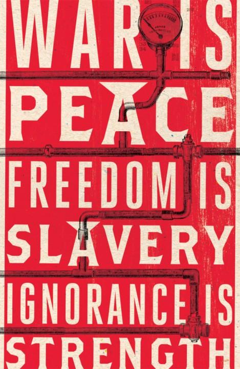"""1984"" (Nineteen Eighty Four), George Orwell [EN]"