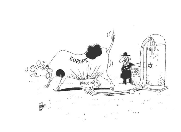 """""""La Vache Européenne"""""""