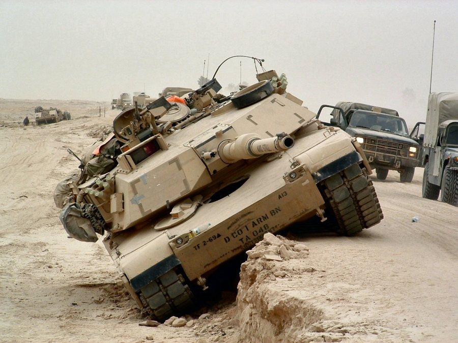 M-1 Abrams