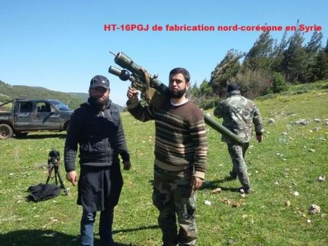 NK HT-16PGJ_ Syria