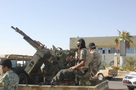 De la démocratie en Libye