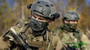 Russian Spetsnaz help in Syria War