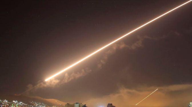 Les données chinoises révèlent d'étranges incohérences dans le déroulement de l'agression tripartite contre la Syrie–Des missiles n'auraient  jamais été tirés