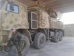 Pantsir S-1 Syria