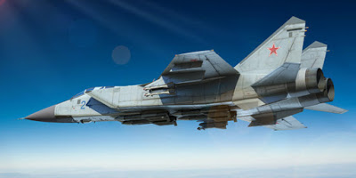 Russian MiG-31 Foxhound (1)